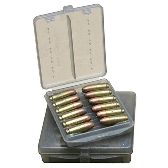 Mtm Case-gard 18 Round Handgun Ammo Wallet (.38 and .357 Mag) Image