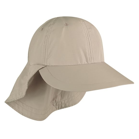 Outdoor Cap Deluxe Guide Hat with Neck Flap Image