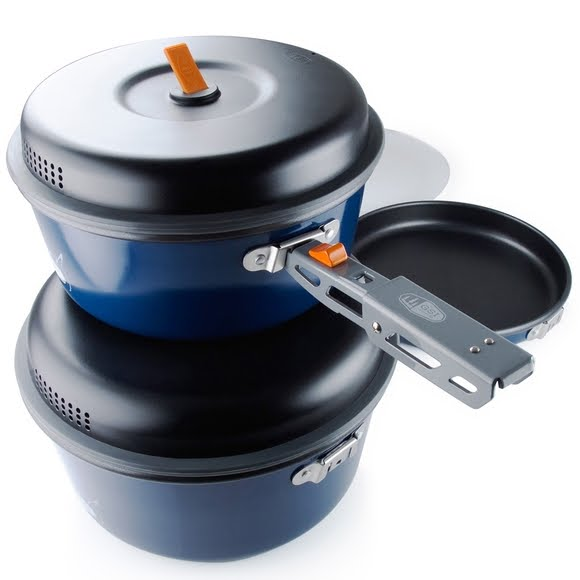 Gsi Outdoors Bugaboo Base Camper Medium Cookware Image