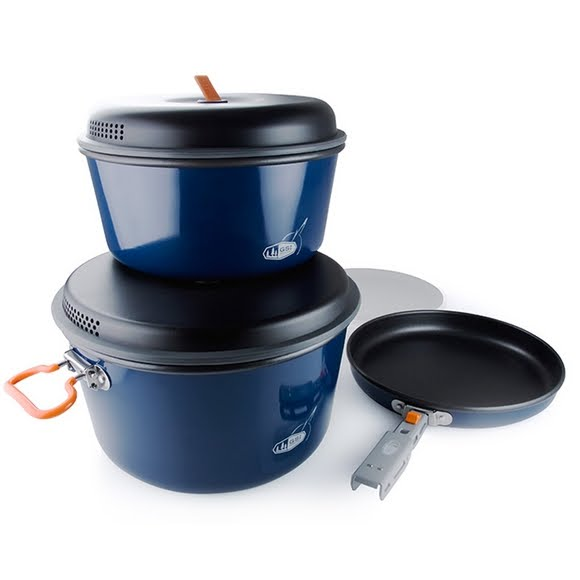 Gsi Outdoors Bugaboo Base Camper Large Cookware Image