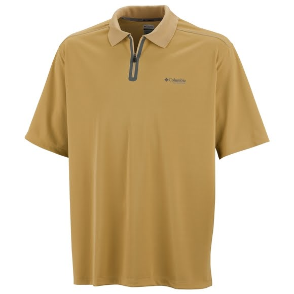 38d3f1699fb Columbia Men's Titanium Expedition Polo Image