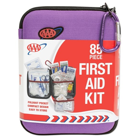 Lifeline AAA Commuter 85-Piece First Aid Kit Image