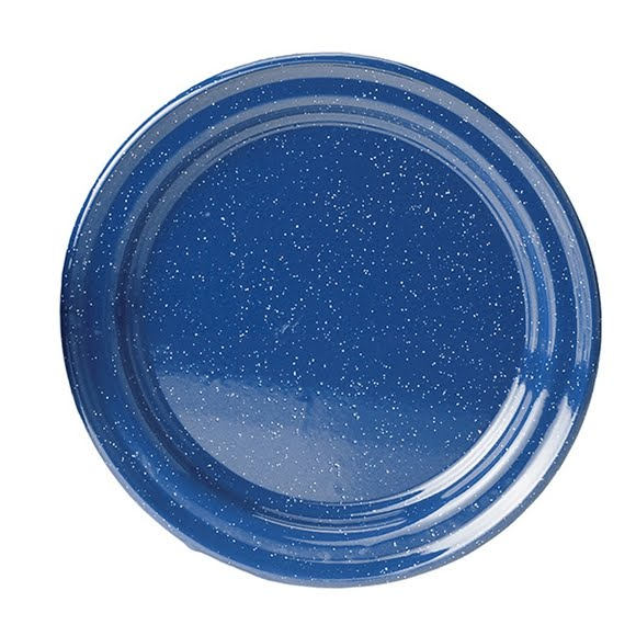 Gsi Outdoors 12.5'' Enamelware Plate Image