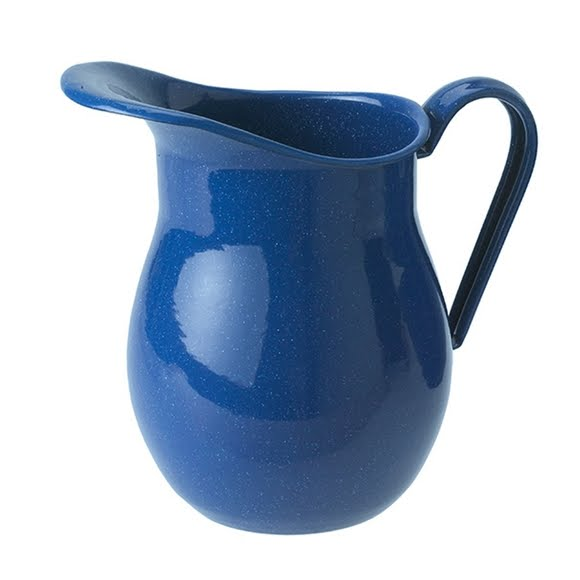 Gsi Outdoors Enamelware Water Pitcher Image