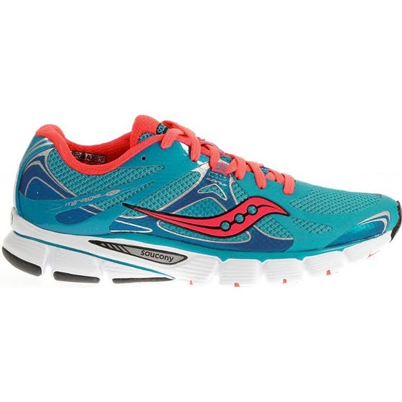 Saucony Progrid Mirage 2 Womens Lightweight Running Shoes