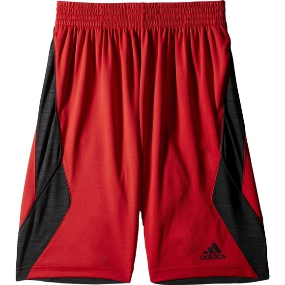 9e4d8ad42 Adidas Mens Fastbreak Heather Shorts Image