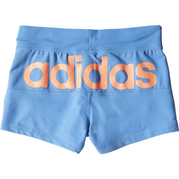 Adidas Women's Sport Essentials Logo Shorts Image