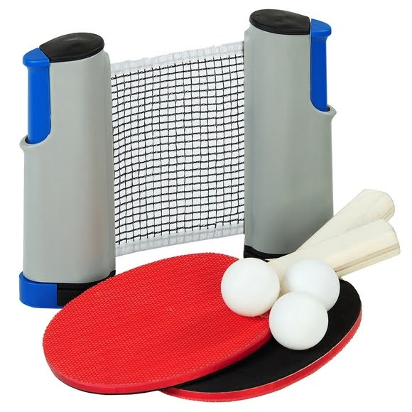 Gsi Outdoors Backpack Table Tennis Set Image