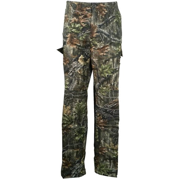 World Famous Men's 6 Pocket Cotton Camo Pant Image