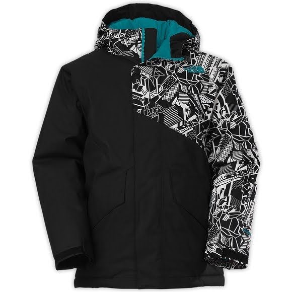 186b6a157 The North Face Boy s Youth Calisto Insulated Jacket