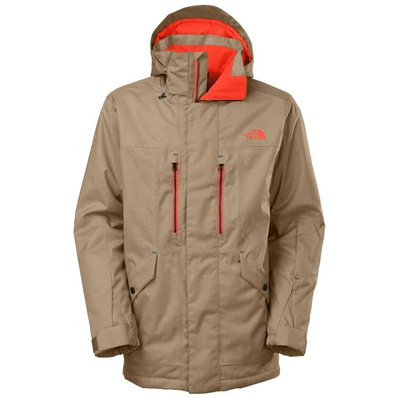 The North Face Men S Sherman Insulated Parka