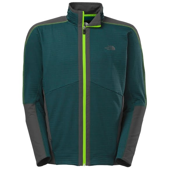 The North Face Men's Apere Grid Full Zip Jacket Image