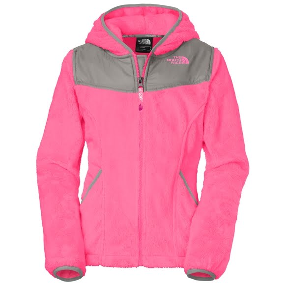 36d77858f The North Face Girl's Youth Oso Hoodie