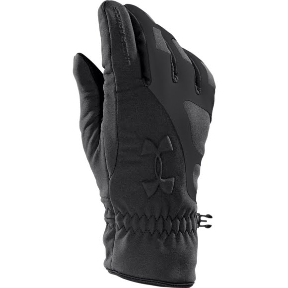 Under Armour Mountain Men's ColdGear Infrared Storm Stealth Glove Image