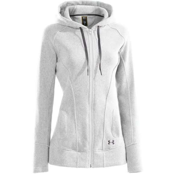 Under Armour Mountain Women s UA Wintersweet Full Zip Hoodie Image c81936fd67