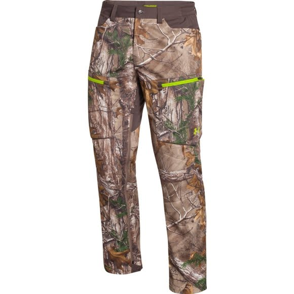 832aaf173ac4d Under Armour Men's UA Storm Scent Control Softershell Pant Image