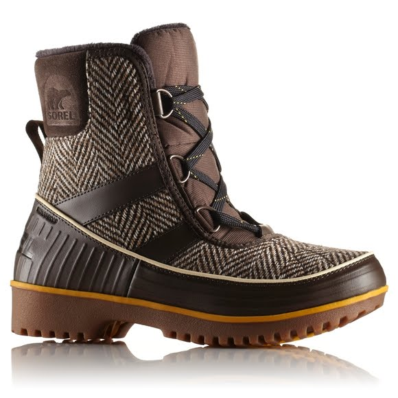 Sorel Women's Tivoli II Herringbone Boot Image