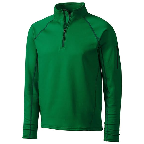 Marmot Men's Stretch Fleece 1/2 Zip Image