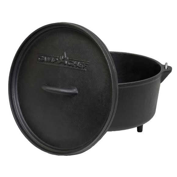 Camp Chef Classic Deep 12 Inch Dutch Oven Image
