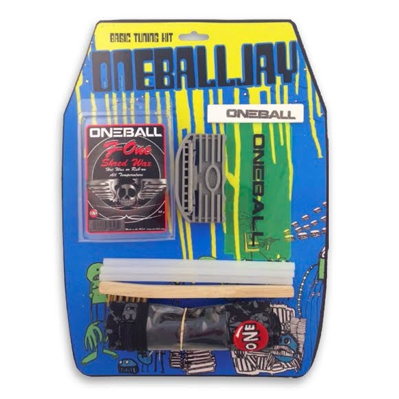 One Ball Jay Basic Snowboard and Ski Tuning Kit Image