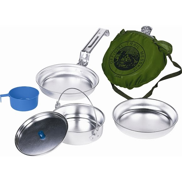 Wenzel Deluxe Mess Kit Image