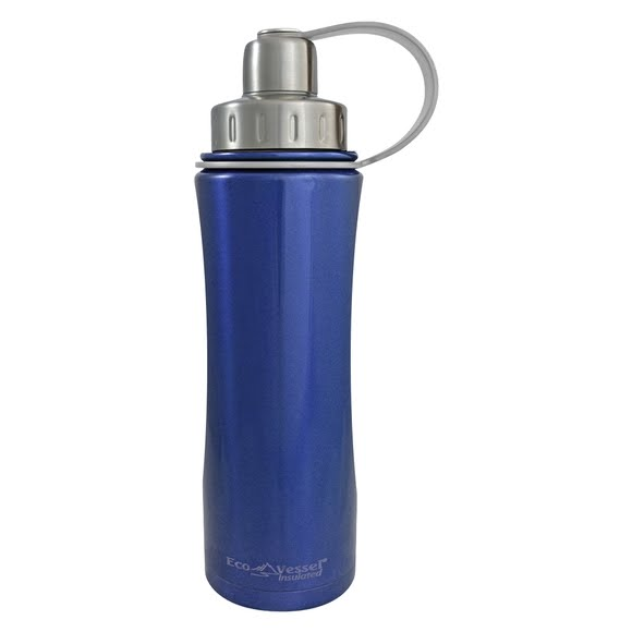 Eco Vessel Boulder Insulated 17oz Water Bottle Image
