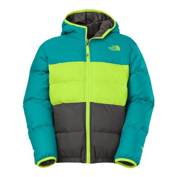 cfa413ef7 The North Face Boys Youth Reversible Moondoggy Jacket