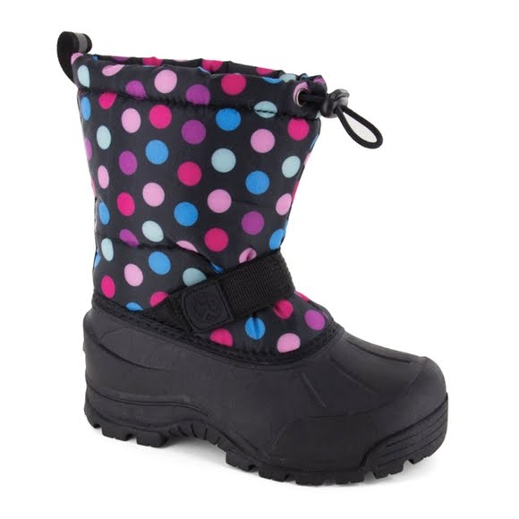 Northside Girls Youth Frosty Winter Boots Image