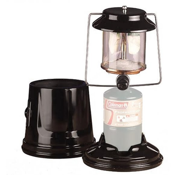 Coleman 2-Mantle QuickPack Lantern Image