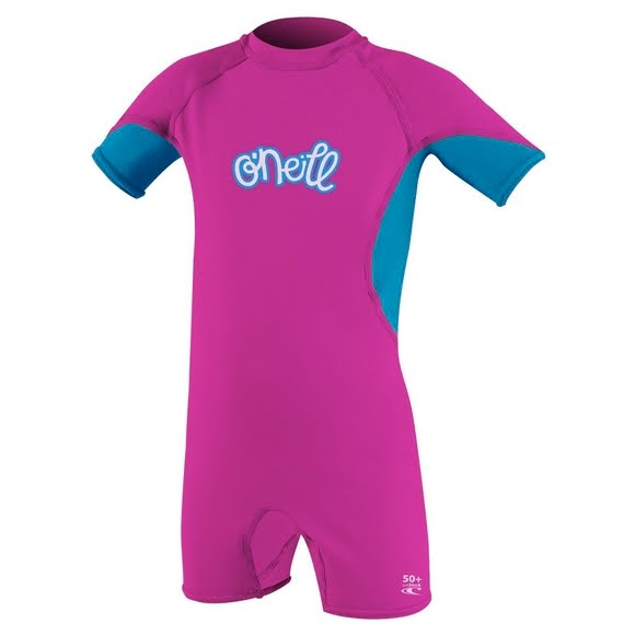 Oneill Girls Toddler O'Zone Spring Wetsuit Image