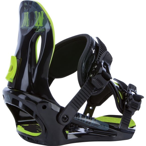 Morrow Youth Axiom Jr Snowboard Bindings