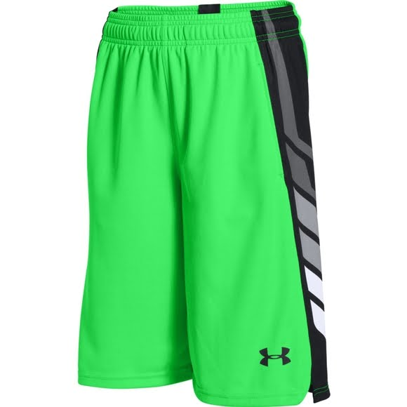 Under Armour Boy's Youth Select Basketball Short Image