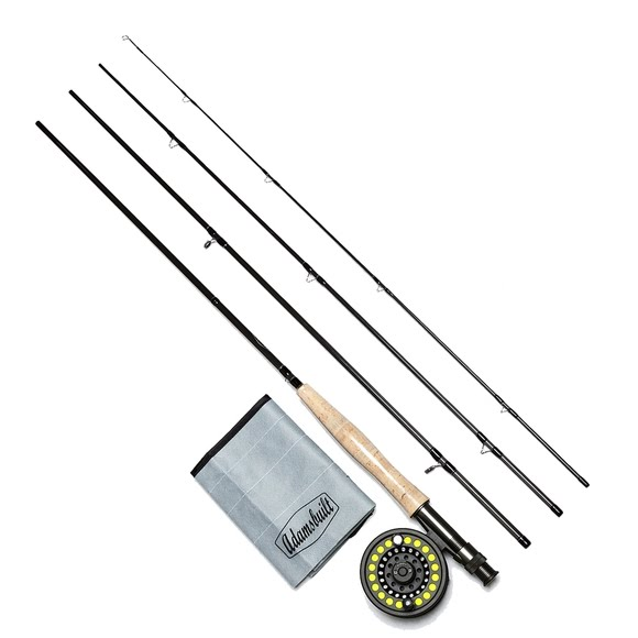 Adamsbuilt learn to fly fish combo for Learn to fly fish