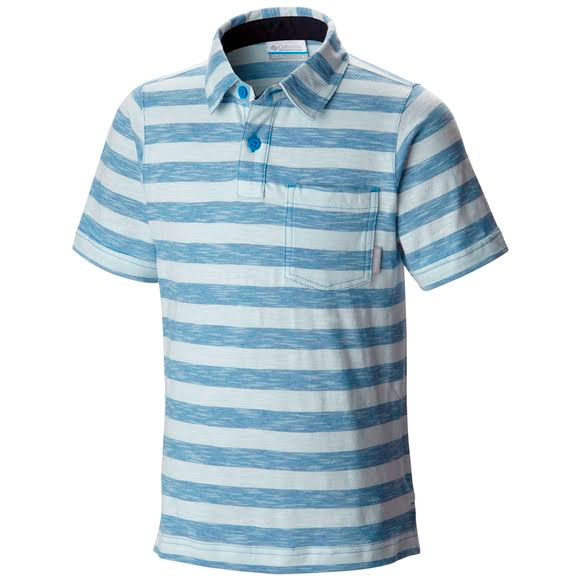 Columbia Boy's Youth Lookout Point Polo Shirt Image