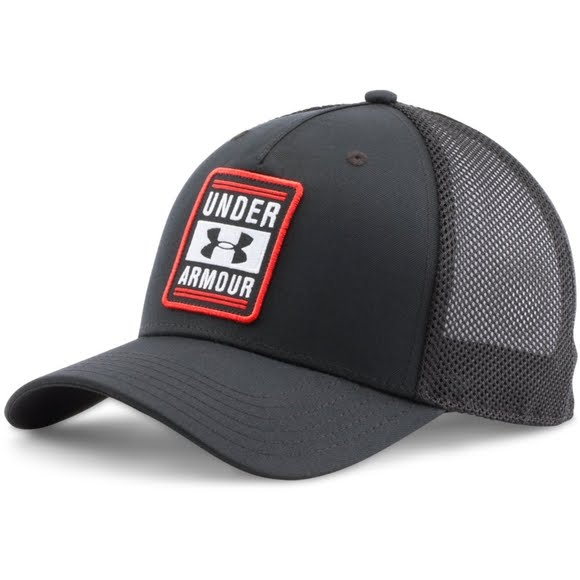 d015a4c6873 Under Armour Men s Trucker Low Crown Cap Image.