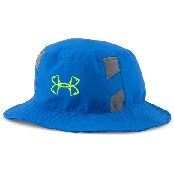 8c56a8e0a95 Under Armour Boy s Youth Fish Hook Bucket Hat Image
