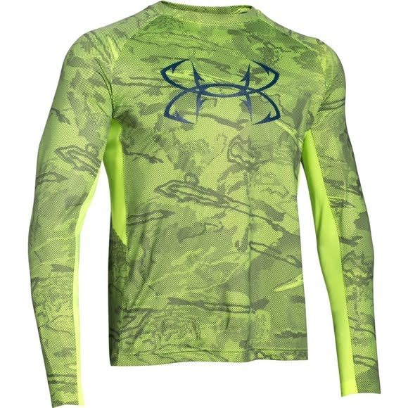 Under Armour Men's CoolSwitch Thermocline Long Sleeve Shirt Image