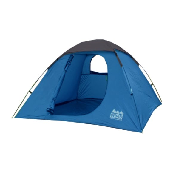 World Famous 3 Person Dome Tent Image