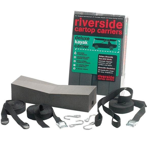 Seattle Sports Riverside Deluxe Kayak Carrier Kit Image