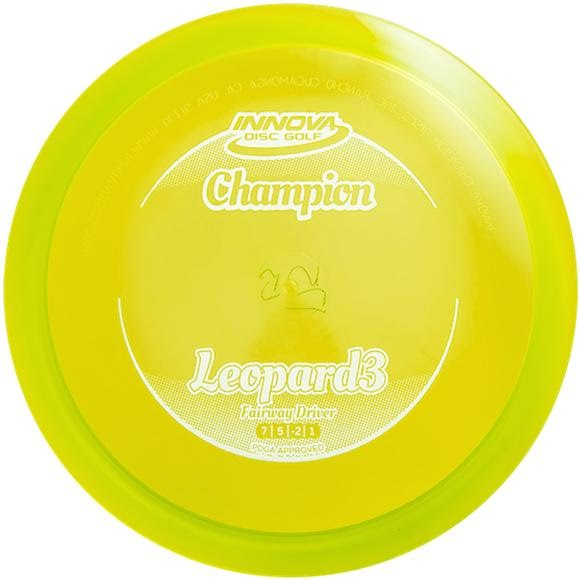 Innova Champion Leopard3 Golf Disc Image