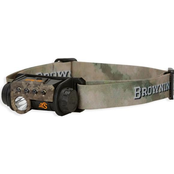 Browning Hell's Canyon Speed Epic 3V A-TACS AU Headlamp Image