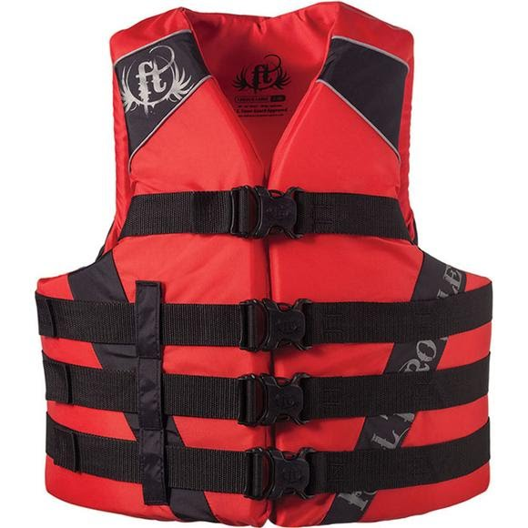 Full Throttle Dual Sized PFD Vest Image
