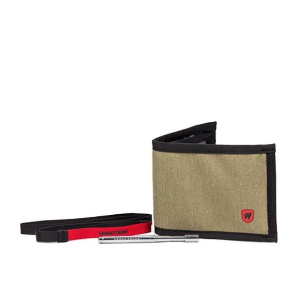Grand Trunk Bi-Fold Wallet Image