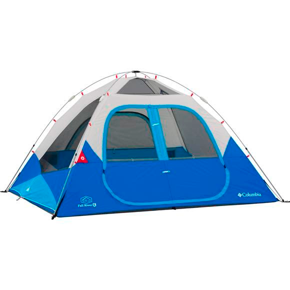 Columbia Fall River 6 Instant Dome Tent Image
