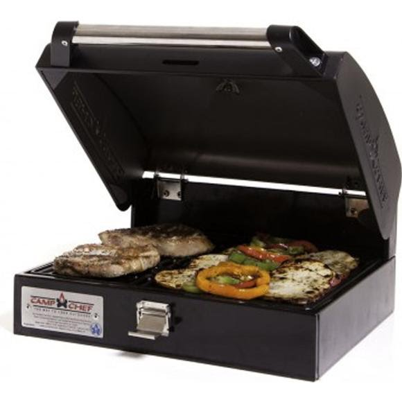 Camp Chef Deluxe 30 BBQ Grill Box Accessory Image
