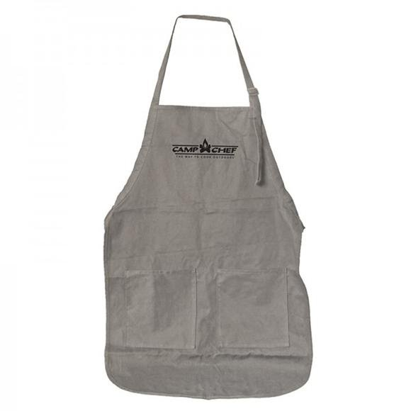 Camp Chef Grey Apron Image