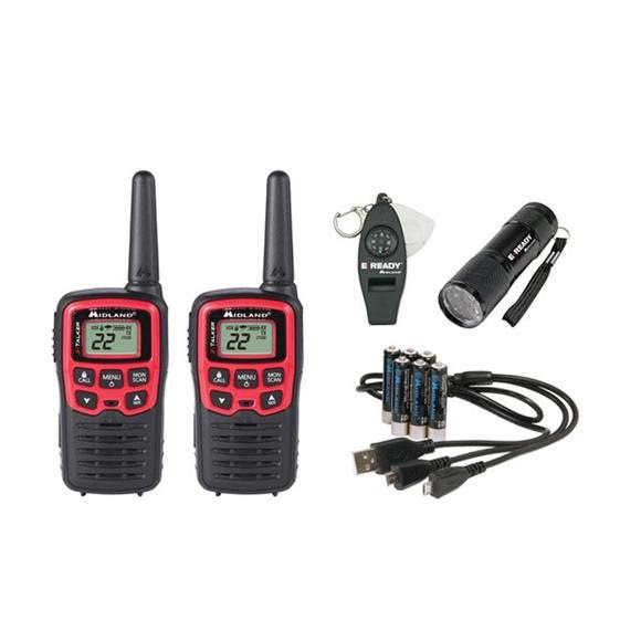 Midland E+Ready EX37VP 22 Channel Two-Way Radio Kit Image