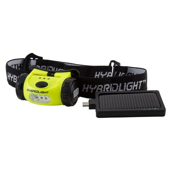 Hybrid Light The Headlamp Image