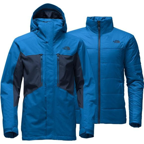 dda6f2ec40 The North Face Men s Clement Triclimate Ski Jacket Image