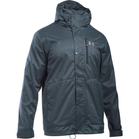 e76f68898 Under Armour Mountain Men's UA Storm ColdGear Infrared Porter 3-in-1 Jacket  Image